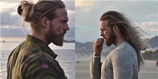 Dân mạng  đứng hình  trước nam thần quân nhân Na Uy đẹp trai như Thor