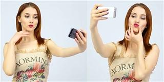 Những sai lầm khi chụp ảnh  tự sướng  bạn cần chú ý