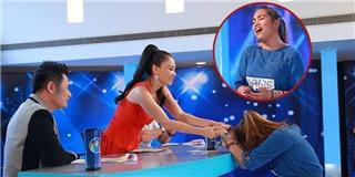 Giọng hát Philippines khiến toàn bộ BGK  ngỡ ngàng  trên sóng truyền hình