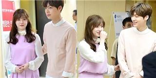 Cận cảnh  đám cưới  từ thiện của Ahn Jae Hyun - Goo Hye Sun
