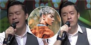 Lam Trường tiếp tục gây sốt khi hát  Sau tất cả  trên sóng truyền hình