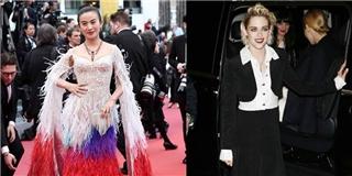 Dàn siêu sao mặc xấu trên thảm đỏ Cannes 2016