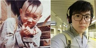 Xúc động với chuyện đời của cậu bé diễn vai Tam Mao ngày nào
