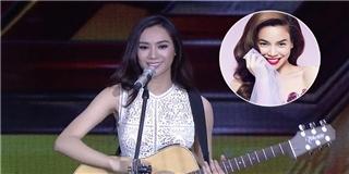 Thí sinh xinh như Hà Hồ, hát hay như Mỹ Tâm khiến 4 giám khảo vô cùng thích thú