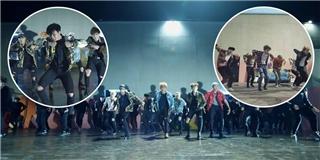 BTS đã chính thức trở lại trong MV quá chất, quá ngầu