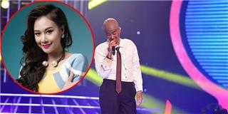 Giám khảo Mỹ Linh được  Seal  Hà Thúy Anh cầu hôn trên sân khấu