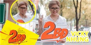 Bấn loạn  trước icon Mimi phiên bản Vicky Nhung