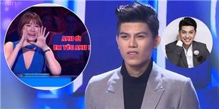 Bản sao  Noo Phước Thịnh  khiến Hari Won không ngừng phấn khích