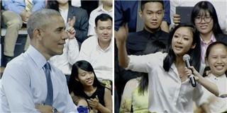 Báo quốc tế thích thú màn đọc rap của Suboi trước ông Obama
