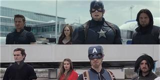 Cười té ghế với Captain America: Civil War phiên bản con nhà nghèo