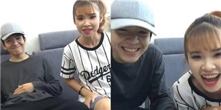 Khởi My, Kelvin Khánh bất ngờ cover  Eyes, Nose, Lips  của Taeyang