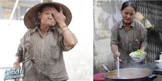 Mủi lòng trước cụ bà 52 năm tần tảo bên nồi bún riêu nuôi mẹ già