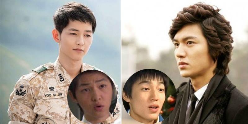 Những vai diễn phụ không ai nhớ của nam thần xứ Hàn