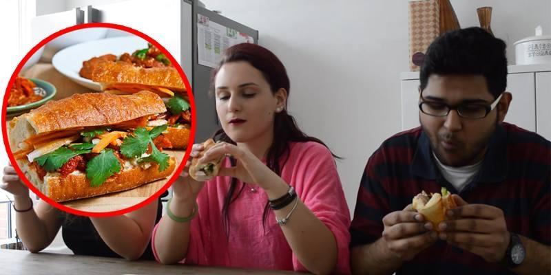 Bất ngờ với nhận xét của người nước ngoài về bánh mì Việt Nam