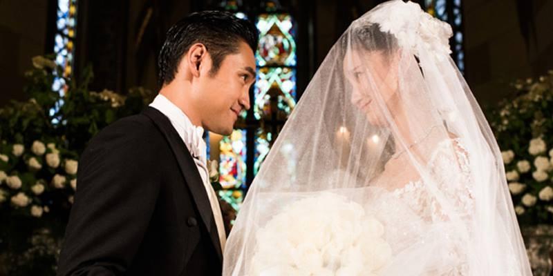 Đây là đám cưới đầy trai xinh gái đẹp hot nhất showbiz tuần qua