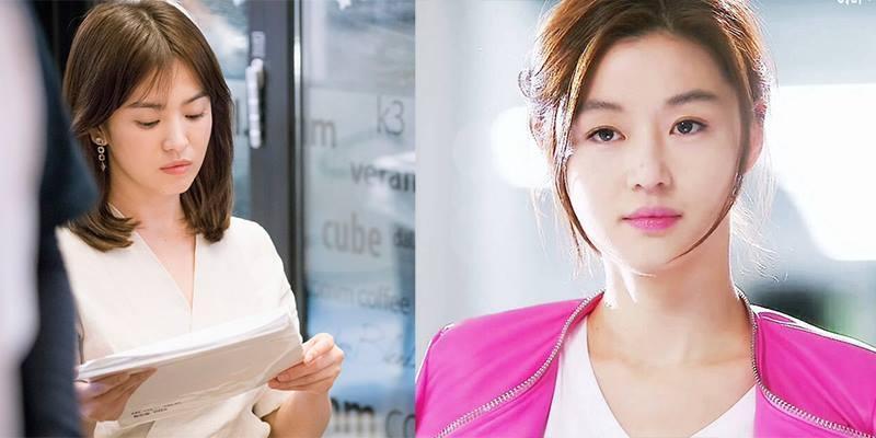 Bắt bài 3 style thời trang để mặc đẹp như nữ chính phim Hàn