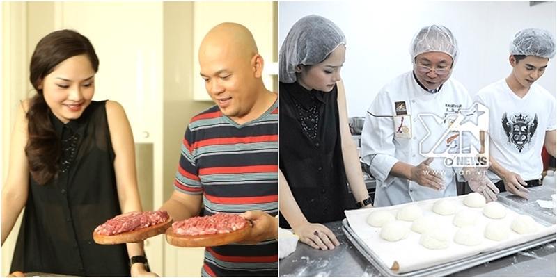 [Bếp chiến] Will và Miu Lê làm bánh mì (Phần 2)