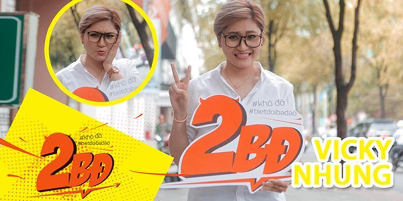 """""""Bấn loạn"""" trước icon Mimi phiên bản Vicky Nhung"""