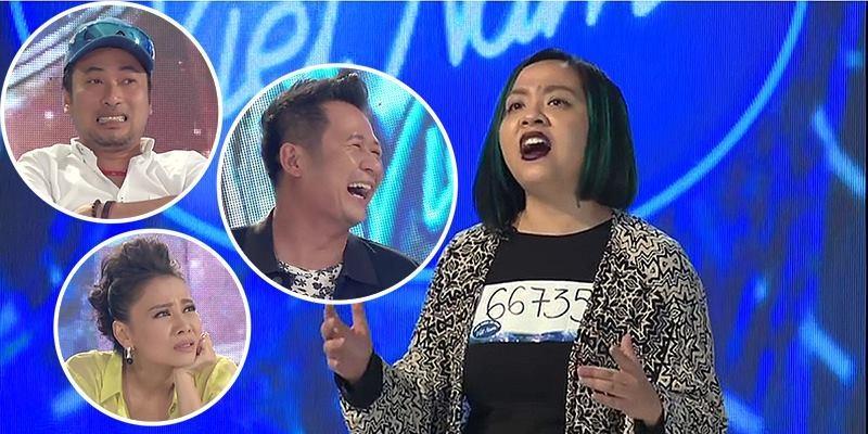 Những phần thi thảm họa đi vào lịch sử của Vietnam Idol