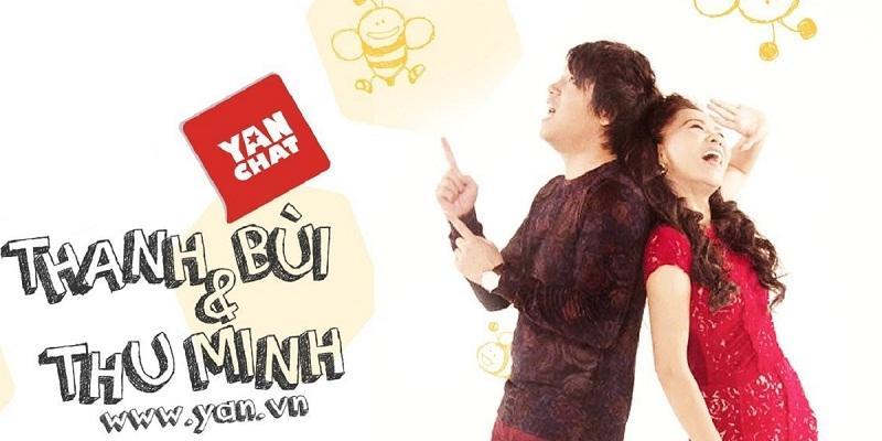 """YAN Chat: Thu Minh nhàn nhã ăn bánh tráng trộn nhìn Thanh Bùi bị """"hành hạ"""""""