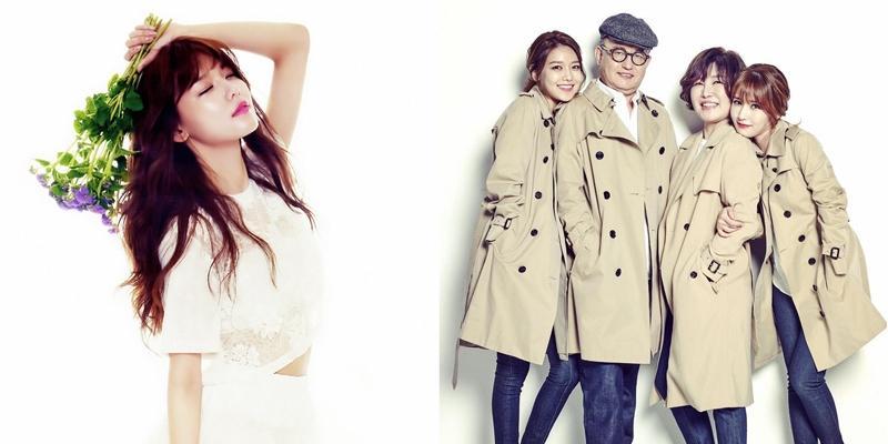 """Đây là ảnh gia đình """"danh gia vọng tộc"""" của chân dài Sooyoung (SNSD)"""