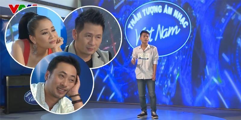 """Phần thi được mệnh danh là """"thảm hoạ đầu tiên"""" của Vietnam Idol năm nay"""