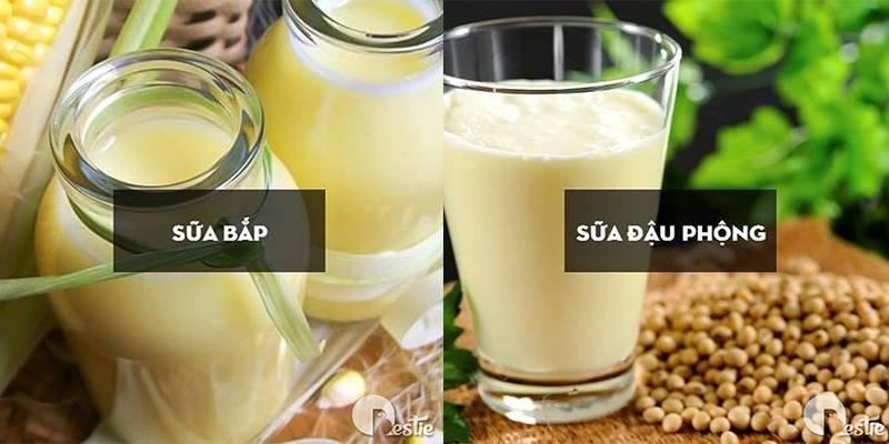 Lạ miệng với sữa từ các loại ngũ cốc cực tốt cho sức khỏe