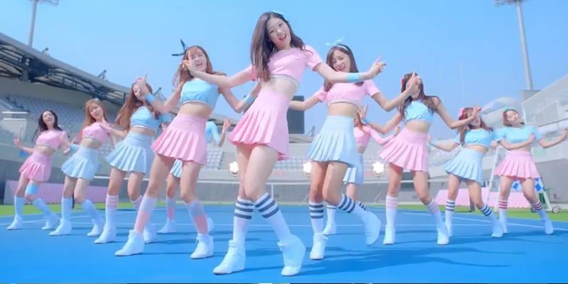 """Nhóm nhạc nữ """"triệu USD"""" của Kpop tung MV ra mắt"""