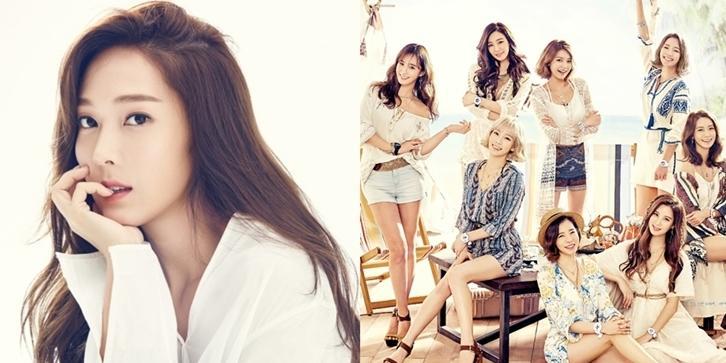 """Jessica: """"Tôi vẫn liên lạc với vài thành viên SNSD, một số thì không"""""""