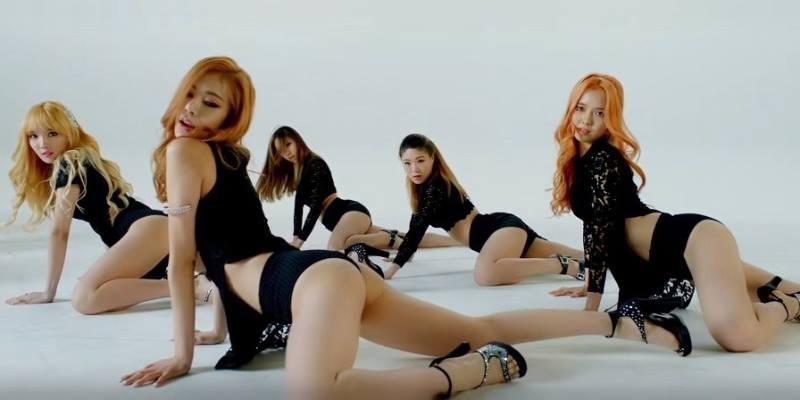 Chóng mặt với 22 điệu nhảy Kpop bị cấm phát sóng muôn đời