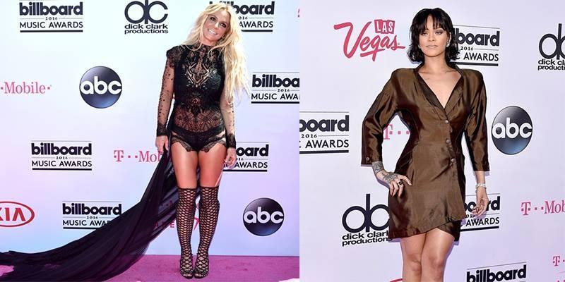 Những bộ cánh xấu khó hiểu trên thảm đỏ Billboard Music Awards 2016