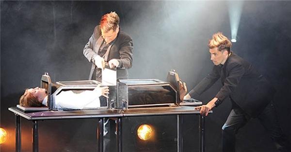 Những tai nạn nghề nghiệp kinh hoàng ám ảnh  các ảo thuật gia