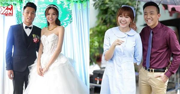 Nhìn lại chuyện tình của 3 cặp đôi gây ồn ào nhất showbiz Việt