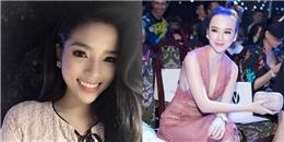 yan.vn - tin sao, ngôi sao - Choáng với chiếc cằm dài bất thường của Kỳ Duyên, Angela Phương Trinh
