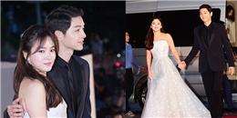 yan.vn - tin sao, ngôi sao - Khoảnh khắc Song Joong Ki âm thầm nắm tay Hye Kyo gây chú ý