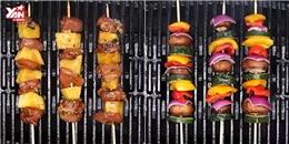 4 cách làm cách thịt xiên nướng ngon đúng chuẩn thế giới