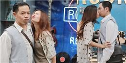 Thái Hòa bối rối khi bị 'thánh nữ fan cuồng' khóa môi
