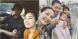 Ngưỡng mộ cuộc sống hạnh phúc giản dị tại Mĩ của Kim Hiền