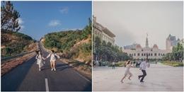 Chiêm ngưỡng bộ ảnh cưới 'đẹp rụng rời' cặp đôi Thái chụp ở Việt Nam