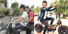 yan.vn - tin sao, ngôi sao - Nổi tiếng, giàu có nhưng sao Việt vẫn giản dị với xe