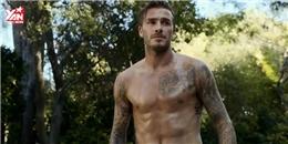 Đỏ mặt xem David Beckham xuất hiện trong mẫu quảng cáo đồ lót mới