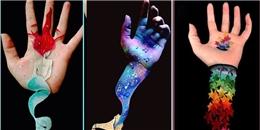 Cô gái biến cơ thể mình thành những bức tranh 3D đẹp ngỡ ngàng