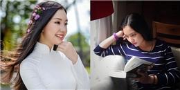 Ngỡ ngàng nhan sắc 'y đúc' vợ Duy Nhân và thí sinh HHVN 2016