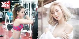 4 hot girl 'vòng 1 có hạn' nhưng vẫn gợi cảm quyến rũ