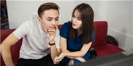 Vợ chồng Tú Vi, Văn Anh 'dốc sức' tìm trai đẹp cho phim mới