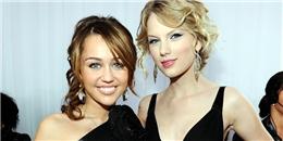 yan.vn - tin sao, ngôi sao - Taylor Swift và Miley Cyrus: Khi vẻ ngoài và cách yêu hoàn toàn trái ngược!