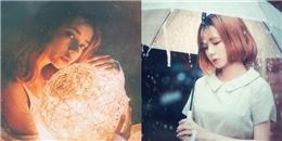 Truy tìm 'cô gái trong mưa' đẹp như tranh đang làm chao đảo dân mạng