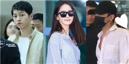 yan.vn - tin sao, ngôi sao - Không hẹn mà gặp, Song Joong Ki, G-Dragon và Yoona
