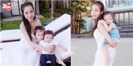 Một ngày của bà mẹ 2 con hot nhất showbiz Việt - Elly Trần