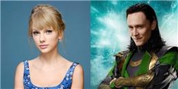 yan.vn - tin sao, ngôi sao - Phản ứng của siêu anh hùng khi biết Loki hẹn hò Taylor Swift